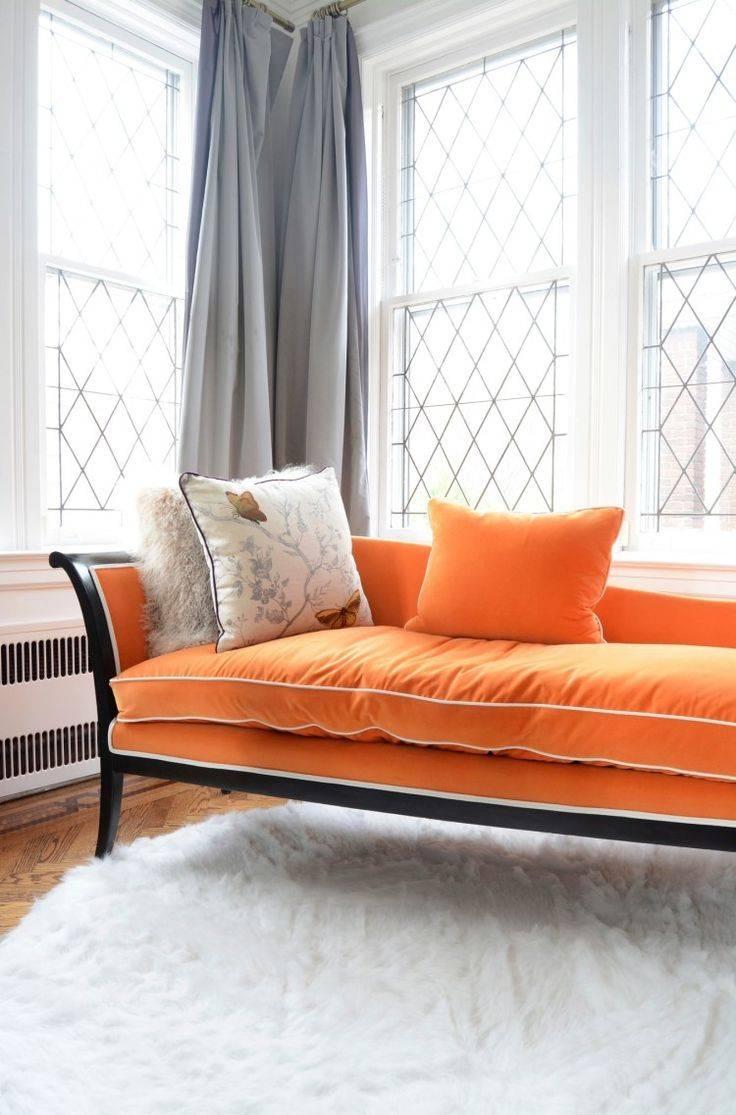 Best 20+ Orange Sofa Ideas On Pinterest | Orange Sofa Design Throughout Orange Sofa Chairs (View 5 of 15)