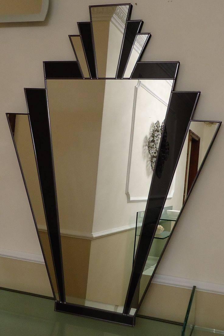 Best 25+ Art Deco Mirror Ideas On Pinterest | Art Deco, Art Deco pertaining to Art Deco Frameless Mirrors (Image 11 of 15)