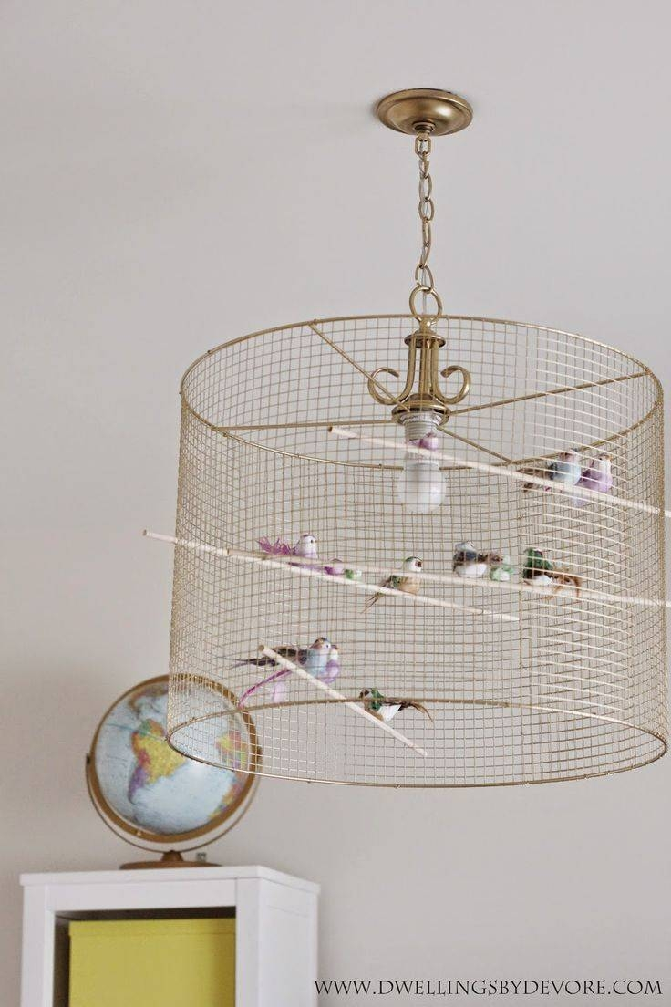Featured Photo of Birdcage Lights Fixtures