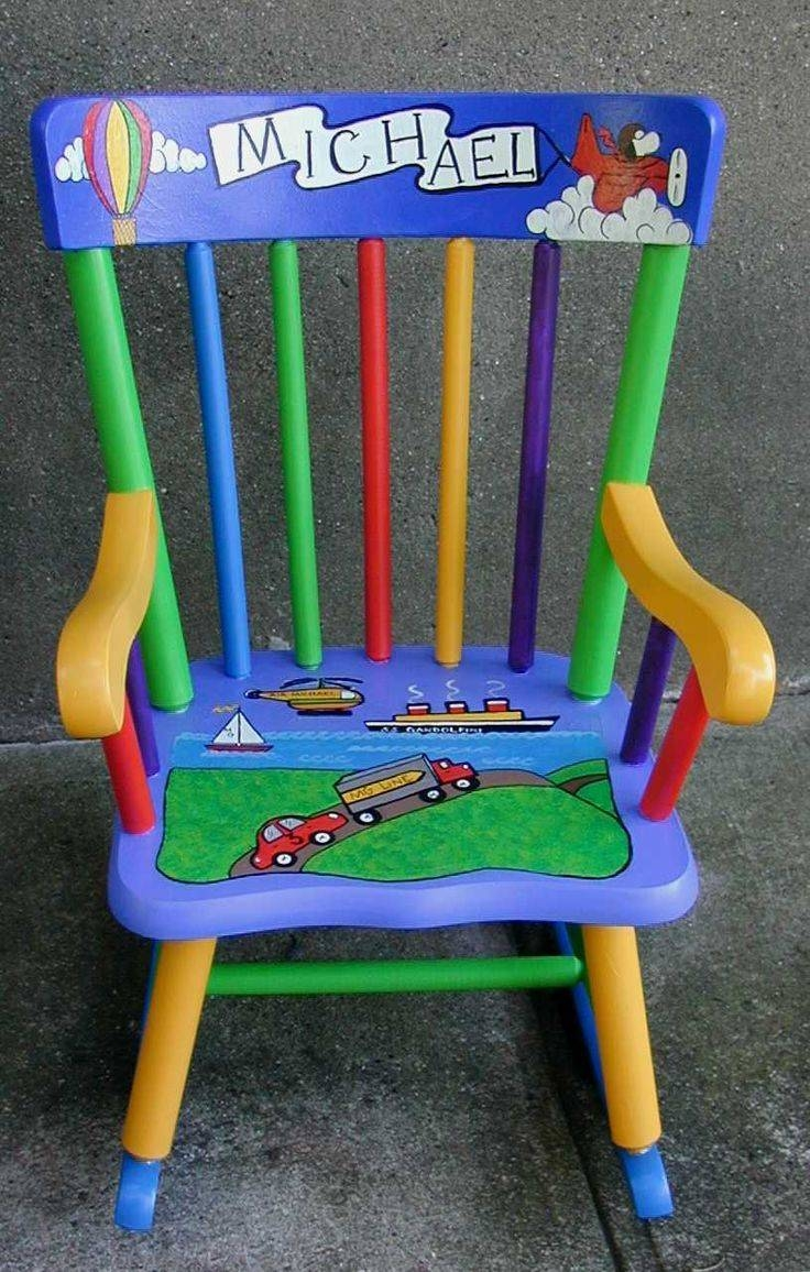 Best 25+ Child Chair Ideas On Pinterest | Childs Room Furniture regarding Personalized Kids Chairs And Sofas (Image 1 of 15)