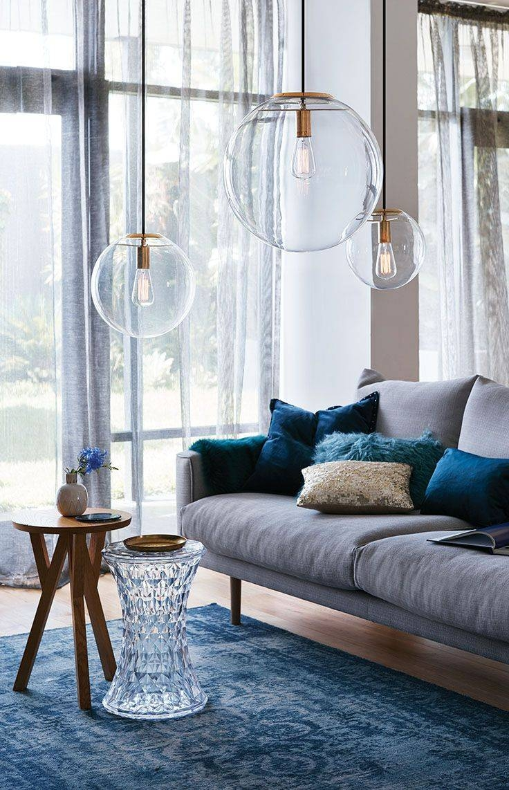 Best 25+ Clear Glass Pendant Light Ideas On Pinterest | Glass Inside Jellyfish Inspired Pendant Lights (Image 11 of 15)