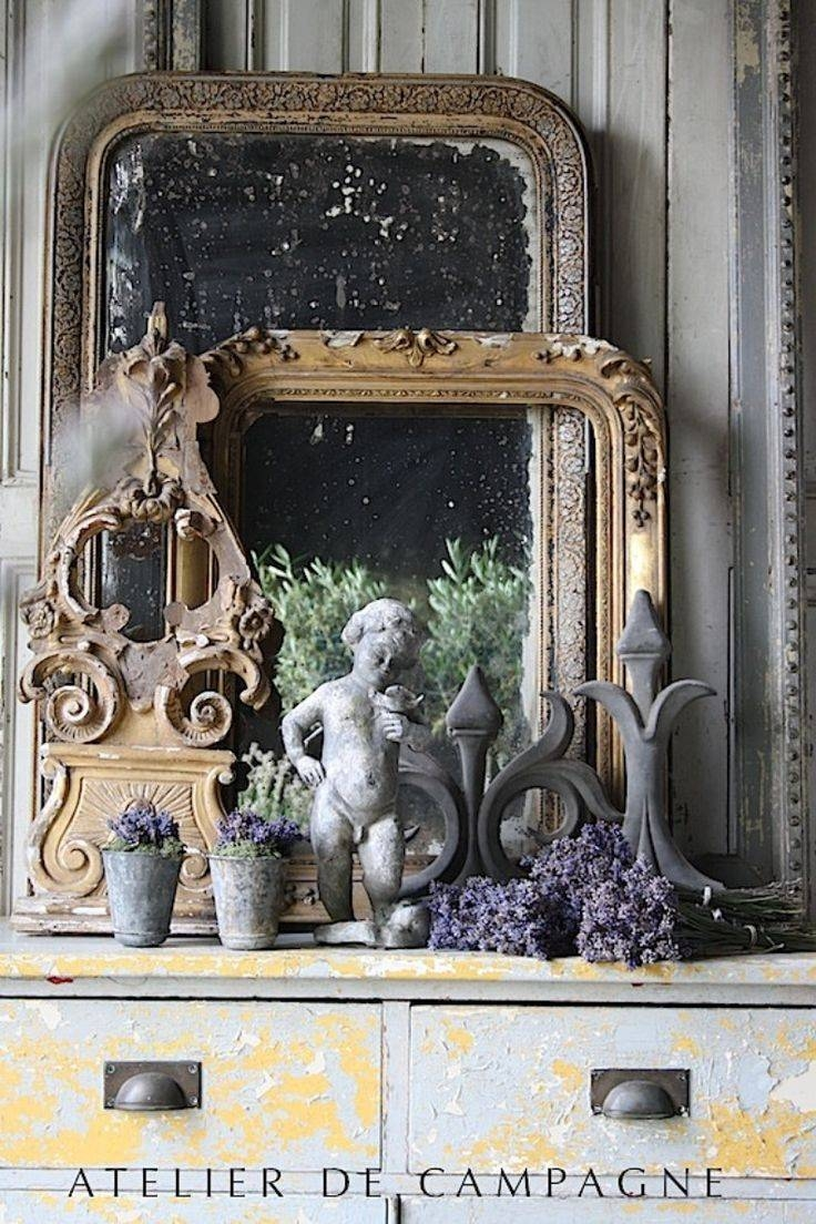 Best 25+ Country Framed Mirrors Ideas On Pinterest | Framed in French Inspired Mirrors (Image 6 of 15)