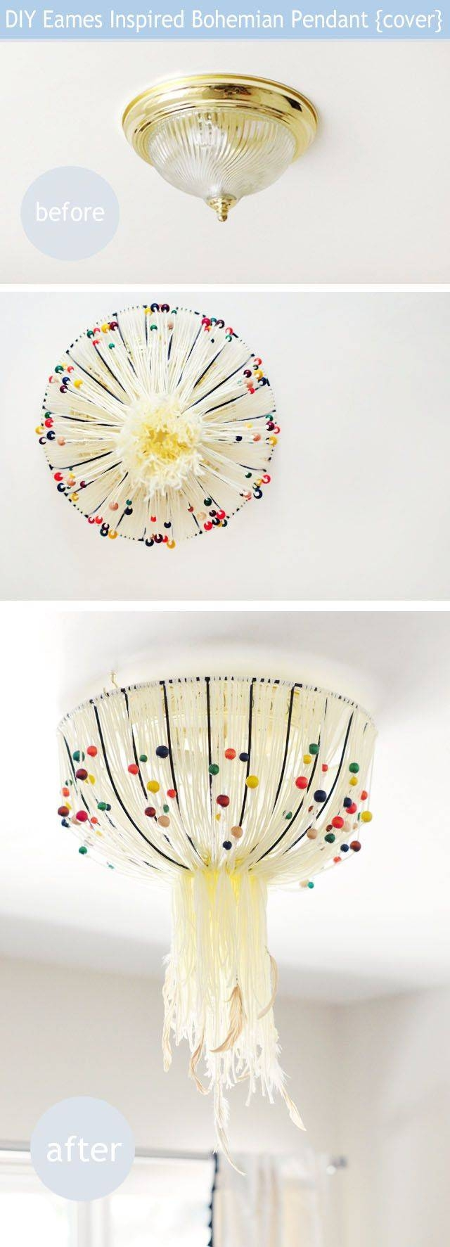 Best 25+ Diy Pendant Light Ideas Only On Pinterest | Hanging within Pendant Lights Cover Plate (Image 1 of 15)
