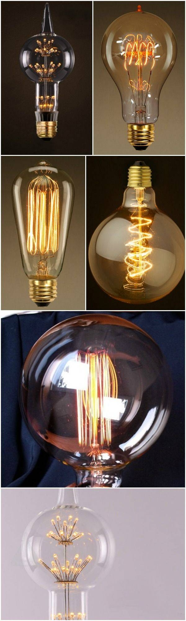 Best 25+ Edison Lighting Ideas On Pinterest | Rustic Light for World Globe Lights Fixtures (Image 3 of 15)