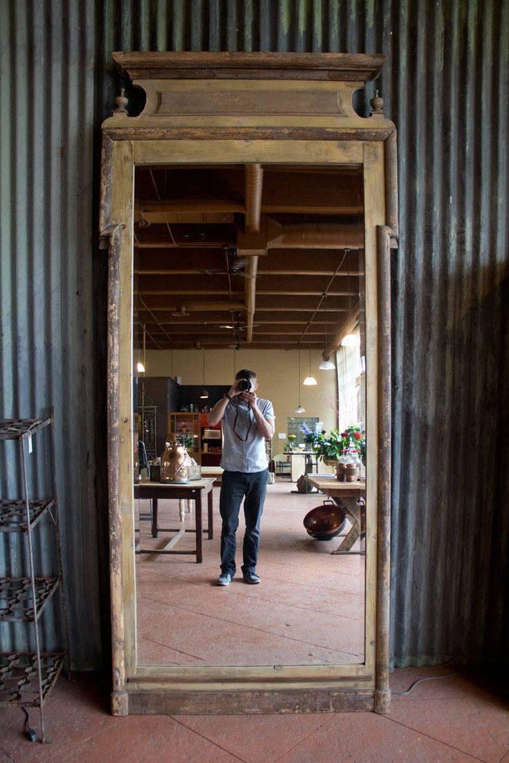 Best 25+ Floor Standing Mirror Ideas On Pinterest | Large Standing With Regard To Big Floor Standing Mirrors (View 5 of 15)