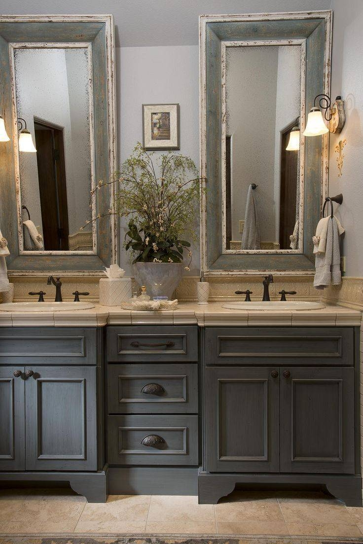 Best 25+ French Bathroom Ideas Only On Pinterest | French Country for French Bathroom Mirrors (Image 8 of 15)
