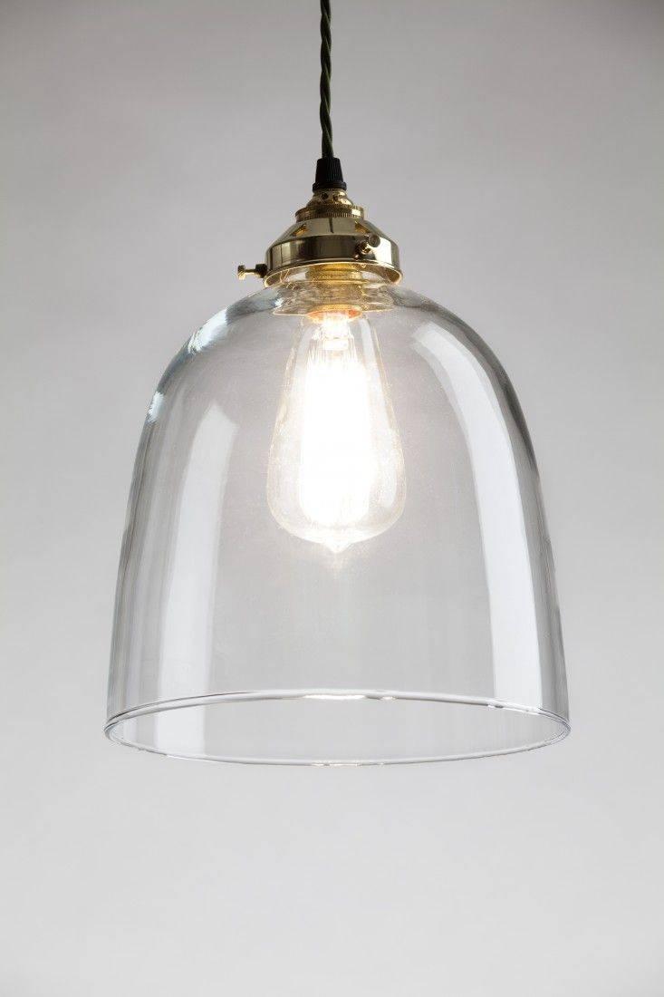 Best 25+ Glass Pendant Light Ideas On Pinterest | Kitchen Pendants within Paxton Hand Blown Glass 8 Lights Pendants (Image 7 of 15)