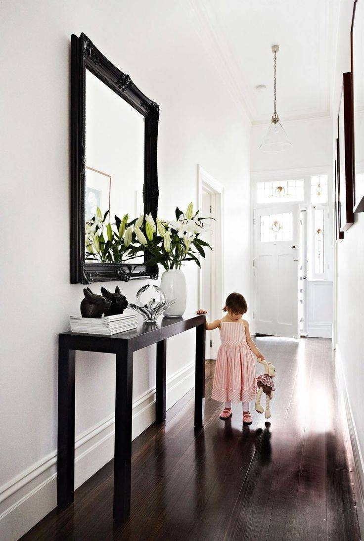 Best 25+ Hallway Mirror Ideas On Pinterest | Entryway Shelf, Hall within Long Mirrors for Hallway (Image 6 of 15)