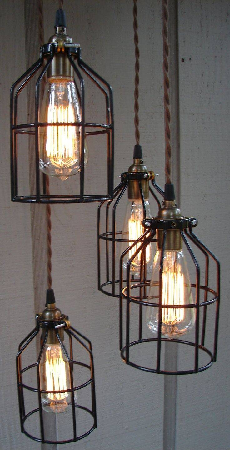 Best 25+ Industrial Pendant Lights Ideas On Pinterest | Industrial in Industrial Kitchen Lighting Pendants (Image 2 of 15)