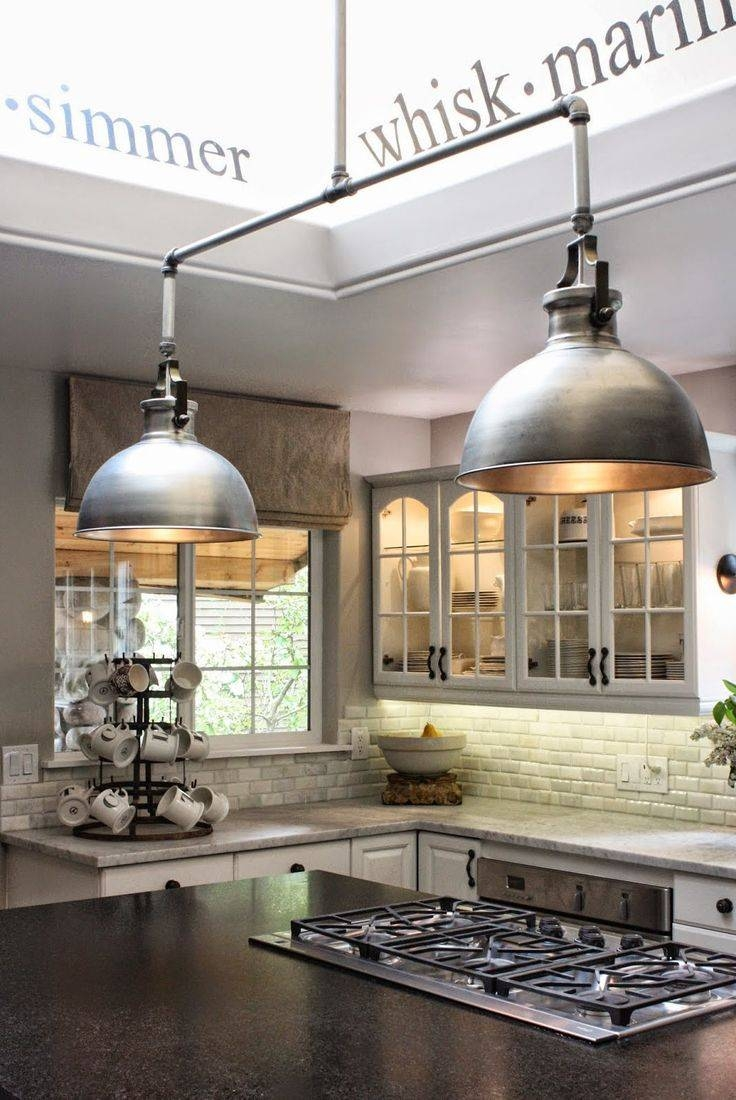 Best 25+ Kitchen Island Lighting Ideas On Pinterest | Island inside Industrial Kitchen Lighting Pendants (Image 3 of 15)