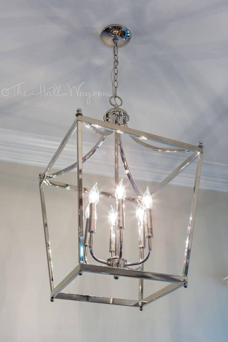 Best 25+ Lantern Pendant Lighting Ideas On Pinterest | Lantern Regarding French Style Glass Pendant Lights (View 11 of 15)