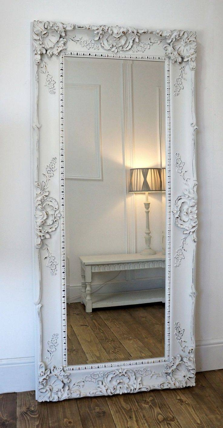 Best 25+ Large Wall Mirrors Ideas On Pinterest | Wall Mirrors regarding Ornate Leaner Mirrors (Image 2 of 15)