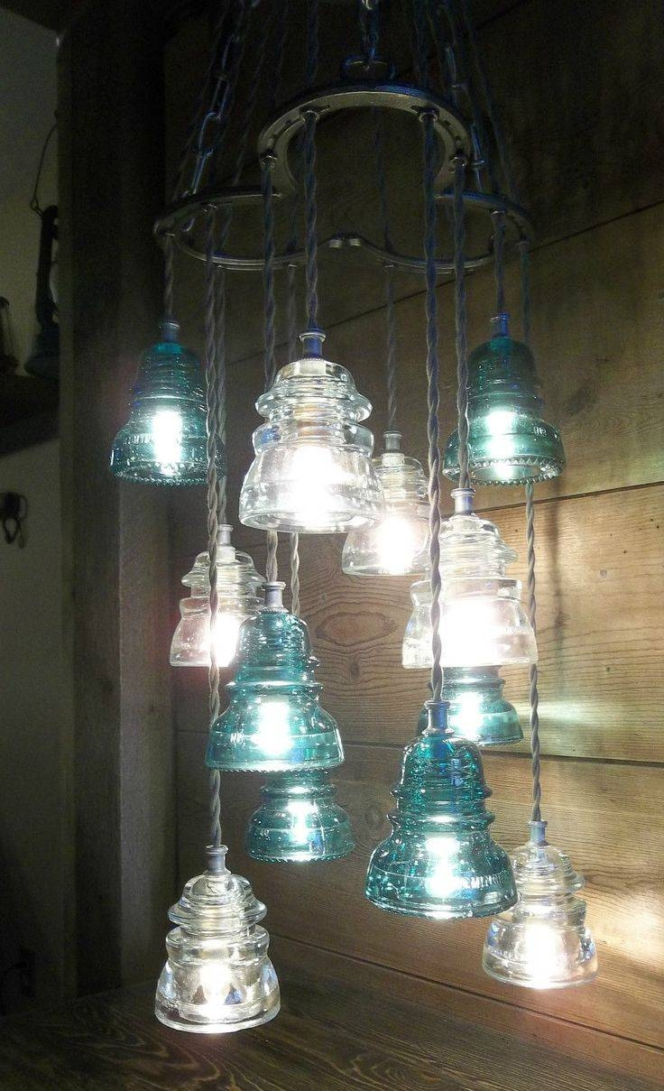 Cors Lighting: 15 Photos Glass Jug Lights Fixtures