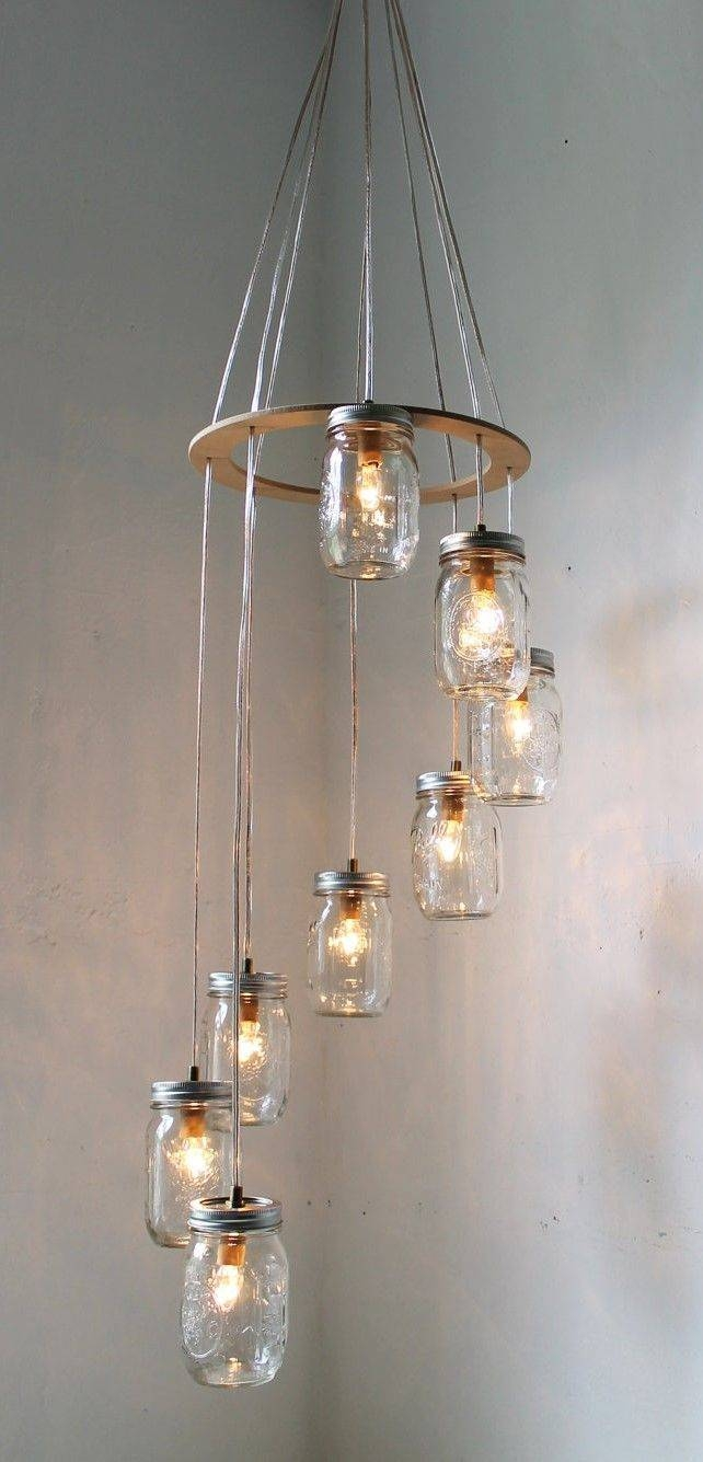 Homemade pendant light ideas credainatcon 2018 latest homemade pendant lights aloadofball Image collections