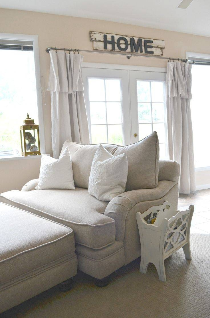 Best 25+ Oversized Couch Ideas On Pinterest | Small Lounge Pertaining To Oversized Sofa Chairs (View 3 of 15)