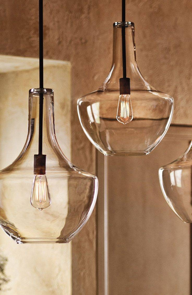 Best 25+ Pendant Lighting Ideas On Pinterest | Island Lighting regarding Paxton Hand Blown Glass 8 Lights Pendants (Image 8 of 15)