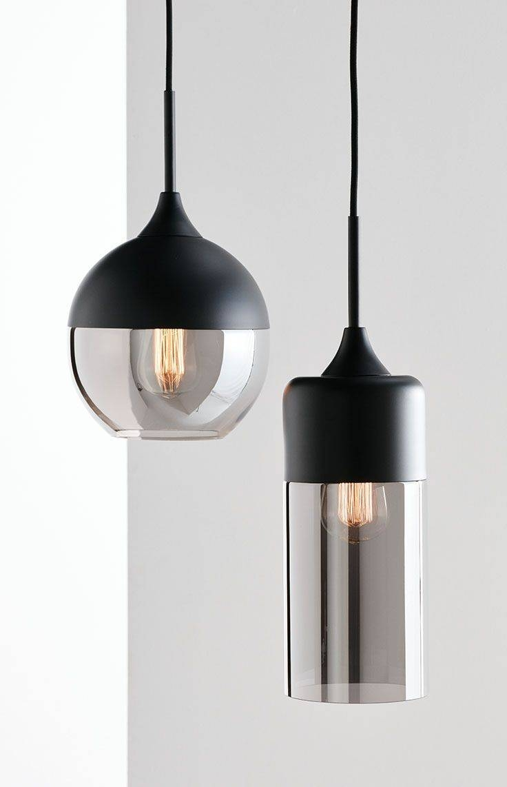Best 25+ Pendant Lights Ideas On Pinterest | Kitchen Pendant Throughout Coloured Glass Lights Shades (View 2 of 15)