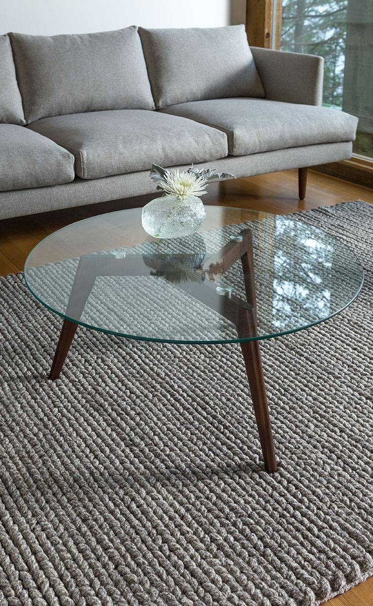 Best 25+ Round Glass Coffee Table Ideas On Pinterest | Ikea Glass with Spiral Glass Coffee Table (Image 4 of 15)