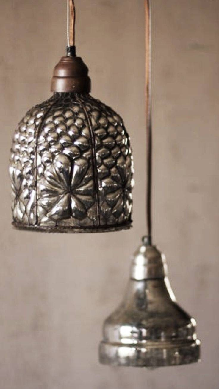 Best 25+ Silver Pendant Lights Ideas On Pinterest | Restoration with regard to Punched Metal Pendant Lights (Image 1 of 15)
