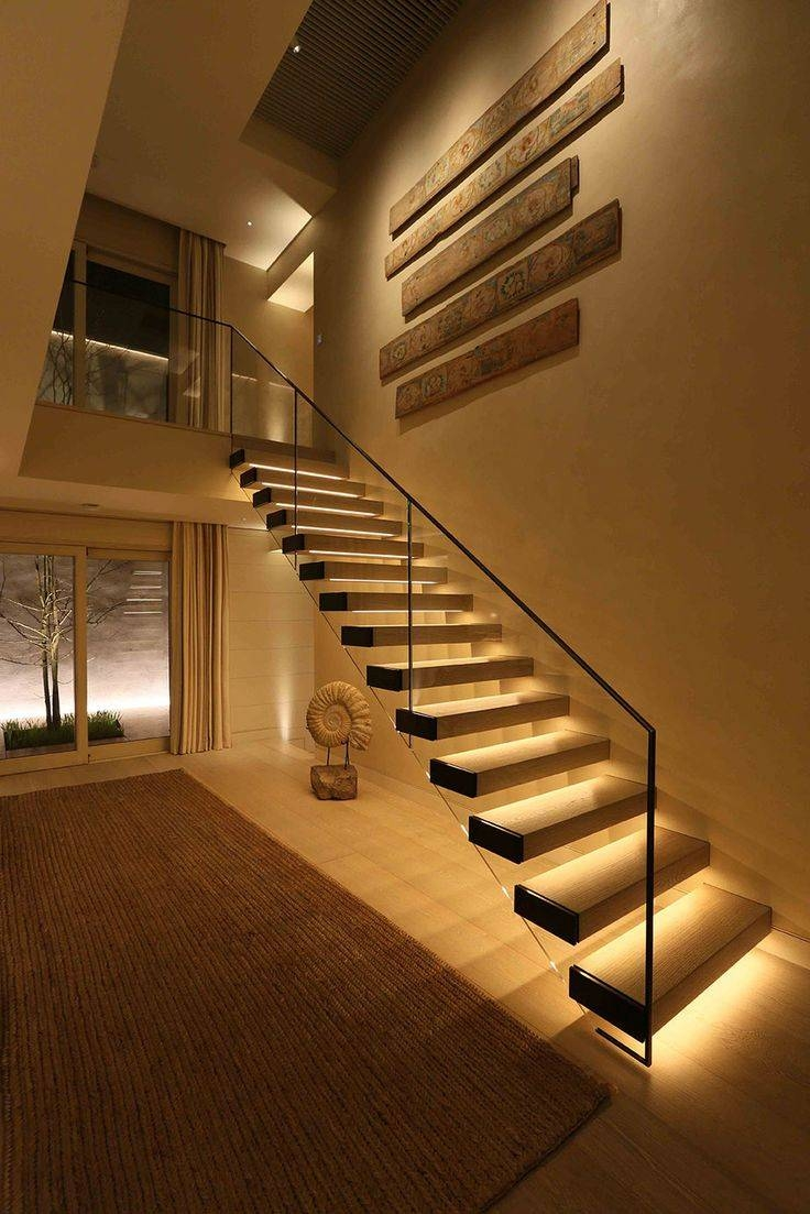 Best 25+ Stairway Lighting Ideas On Pinterest | Stair Lighting inside Stairwell Lighting Pendants (Image 5 of 15)