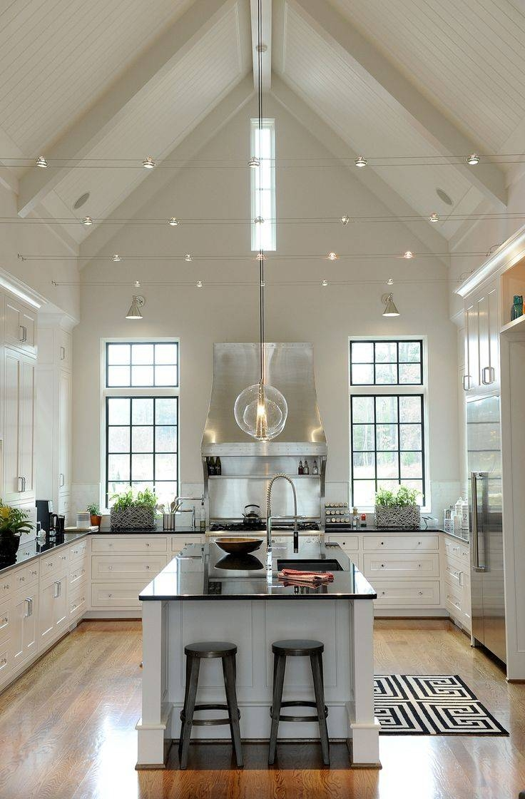 Featured Photo of Vaulted Ceiling Pendant Lighting