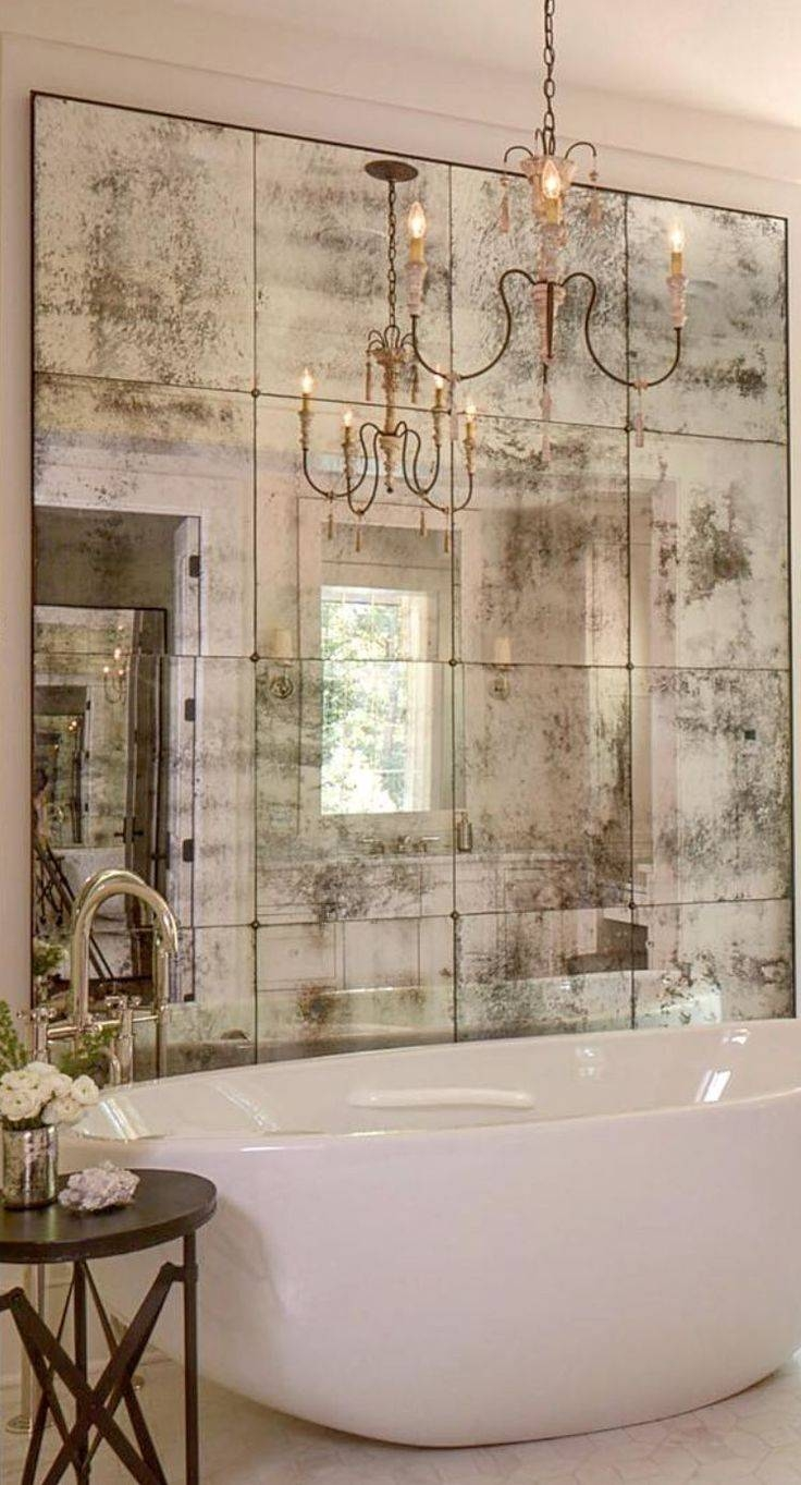 Best 25+ Vintage Mirrors Ideas On Pinterest | Beautiful Mirrors with Vintage Frameless Mirrors (Image 5 of 15)