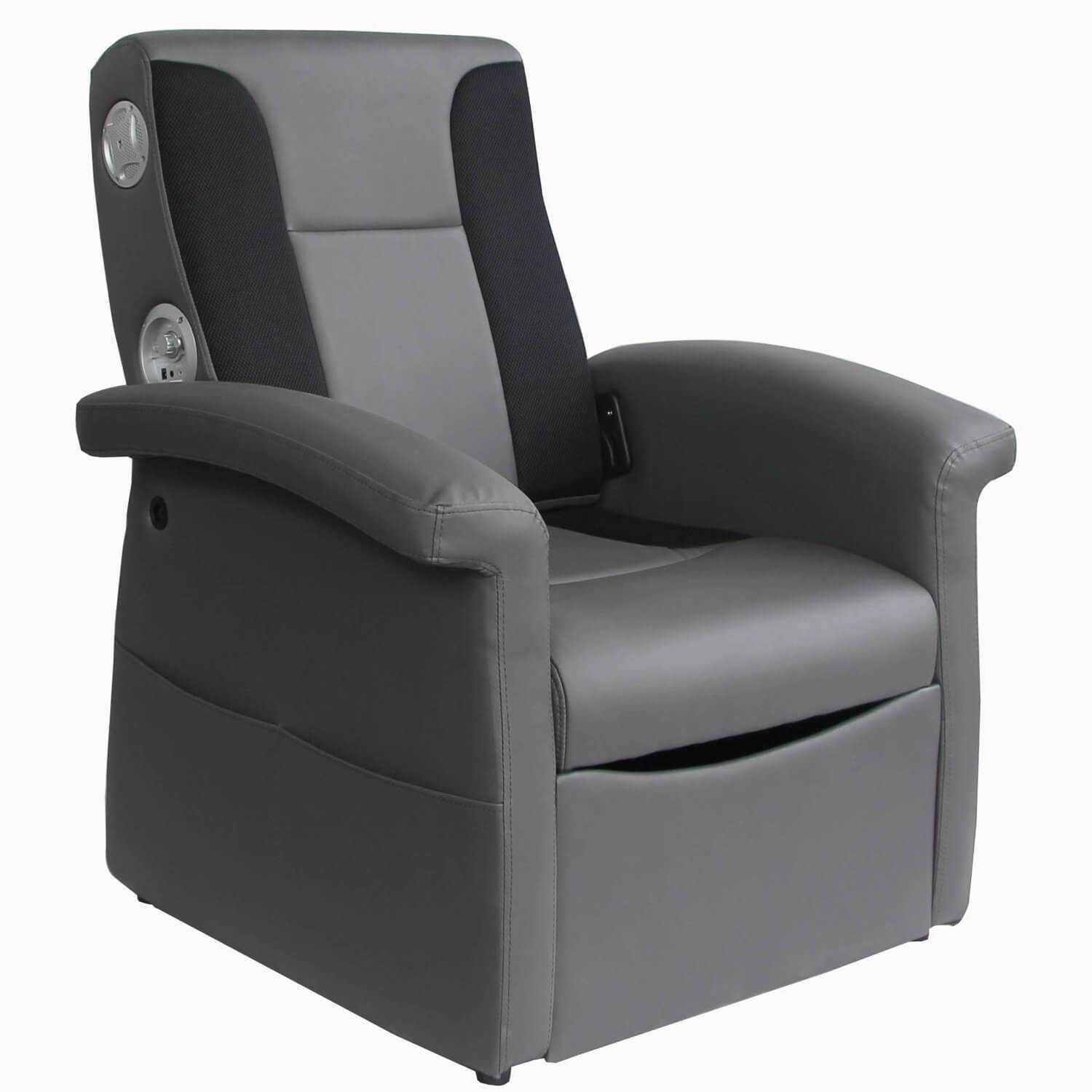 Best Gaming Chairs For Adults - Top 7 Reviews (Jan. 2017) intended for Gaming Sofa Chairs (Image 5 of 15)