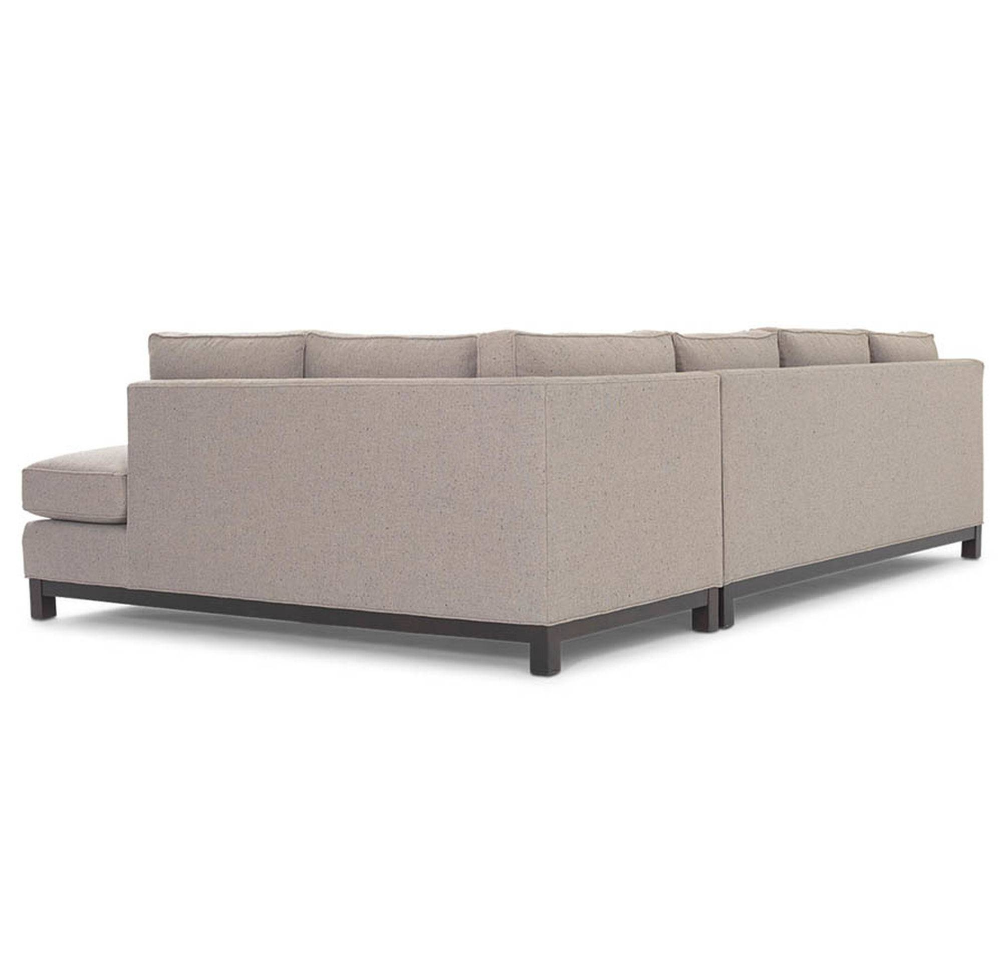 Best Mitchell Gold Clifton Sectional Sofa 73 For Your Condo within Mitchell Gold Clifton Sectional Sofas (Image 3 of 15)