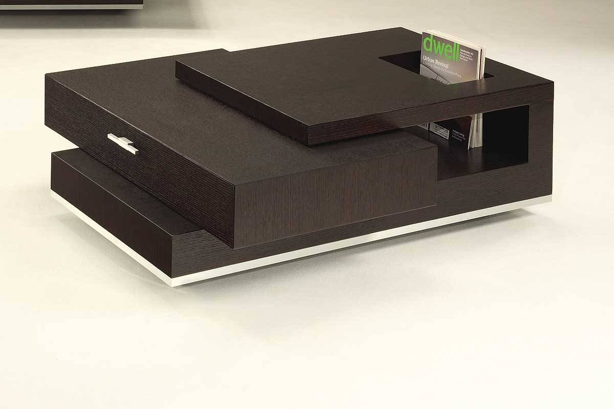 Best Modern Coffee Tables : Cool Coffee Table Designs – Design Regarding Modern Coffee Table (View 13 of 15)