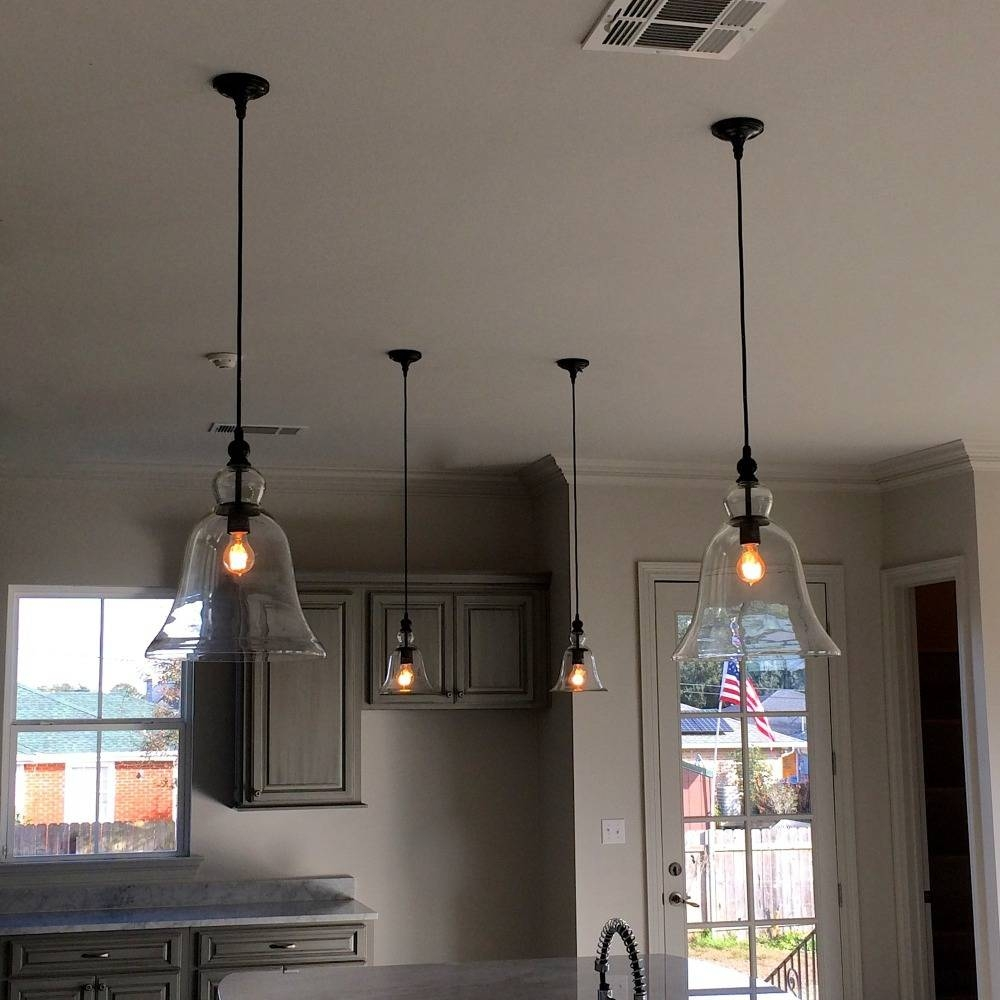 Best Rustic Glass Pendant Lighting 76 For Your Bar Pendant Inside Rustic Clear Glass Pendant Lights (View 12 of 15)