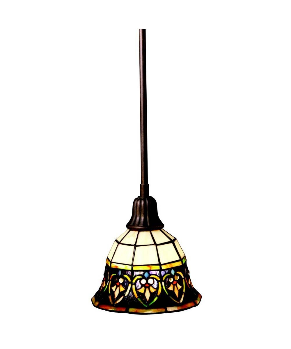 Best Stained Glass Pendant Light 82 For Mini Pendant Light with Stained Glass Mini Pendant Lights (Image 4 of 15)