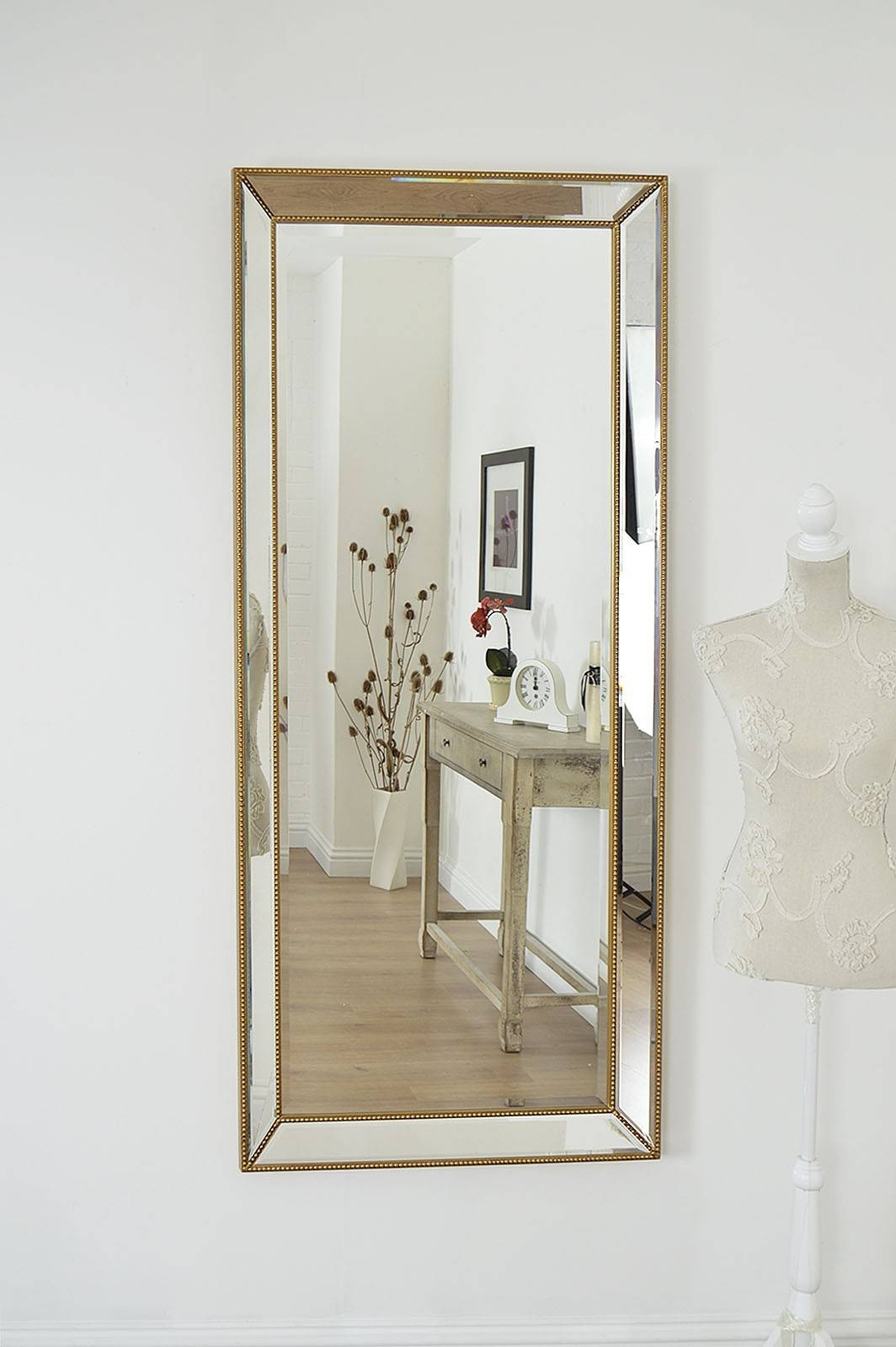 Bevelled Mirror As Indoor Decorative Touch | Lgilab | Modern In Large Bevelled Edge Mirrors (View 7 of 15)