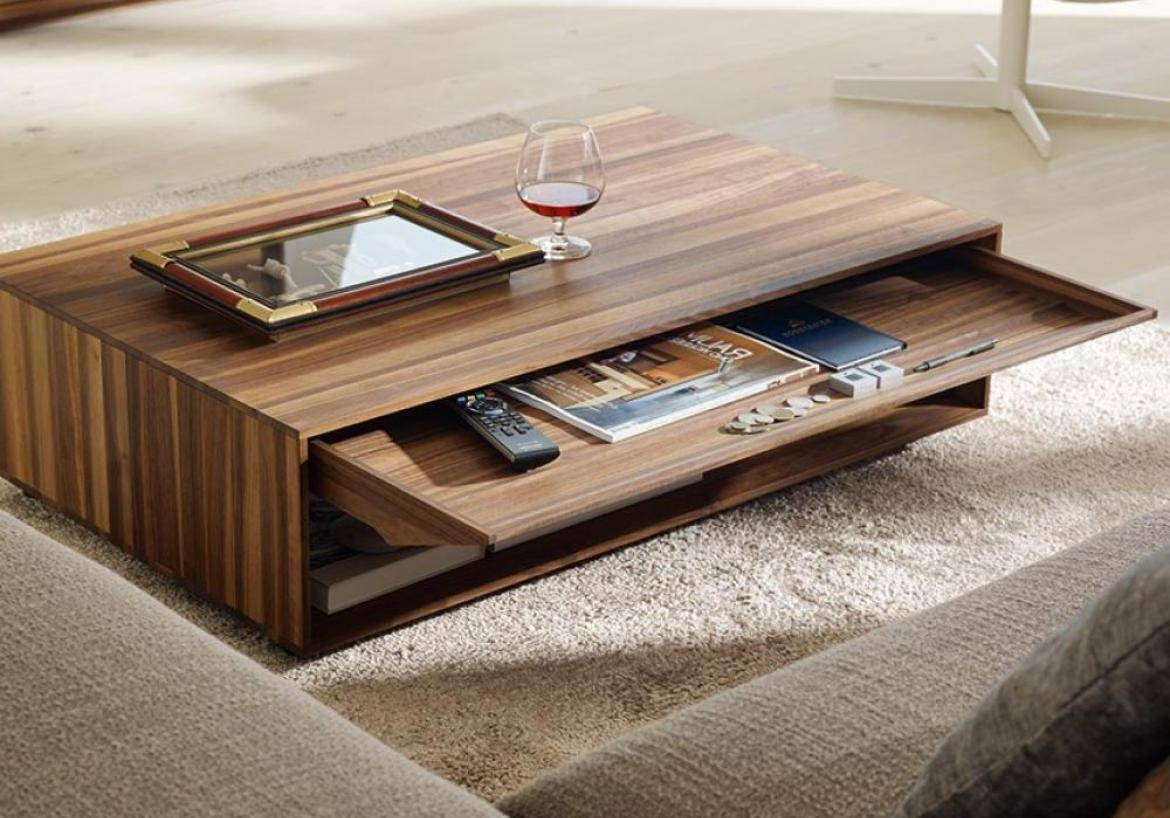 Bewitch Images Marble Oval Coffee Table From Coffee Table Storage throughout Low Coffee Table With Storage (Image 1 of 15)