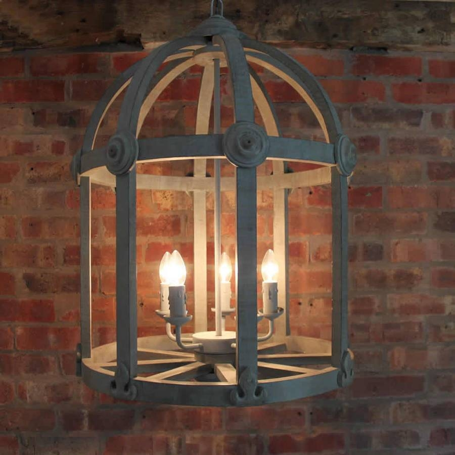 Birdcage Chandelier : Beautiful And Popular Birdcage Chandelier regarding Birdcage Lighting Chandeliers (Image 5 of 15)