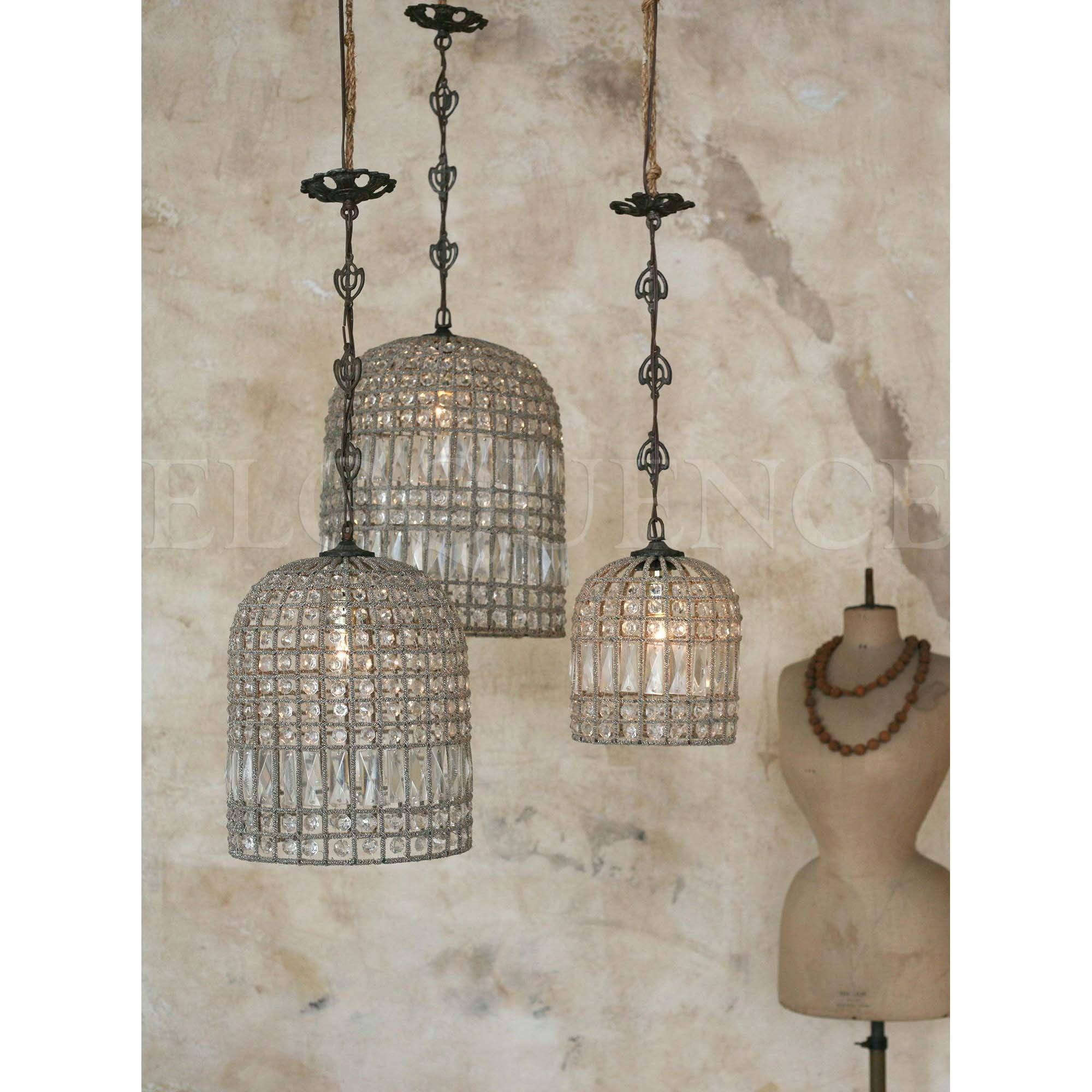 Birdcage Light Fixture Fixtures Light Birdcage Light Fixture Uk inside Birdcage Lights Fixtures (Image 12 of 15)
