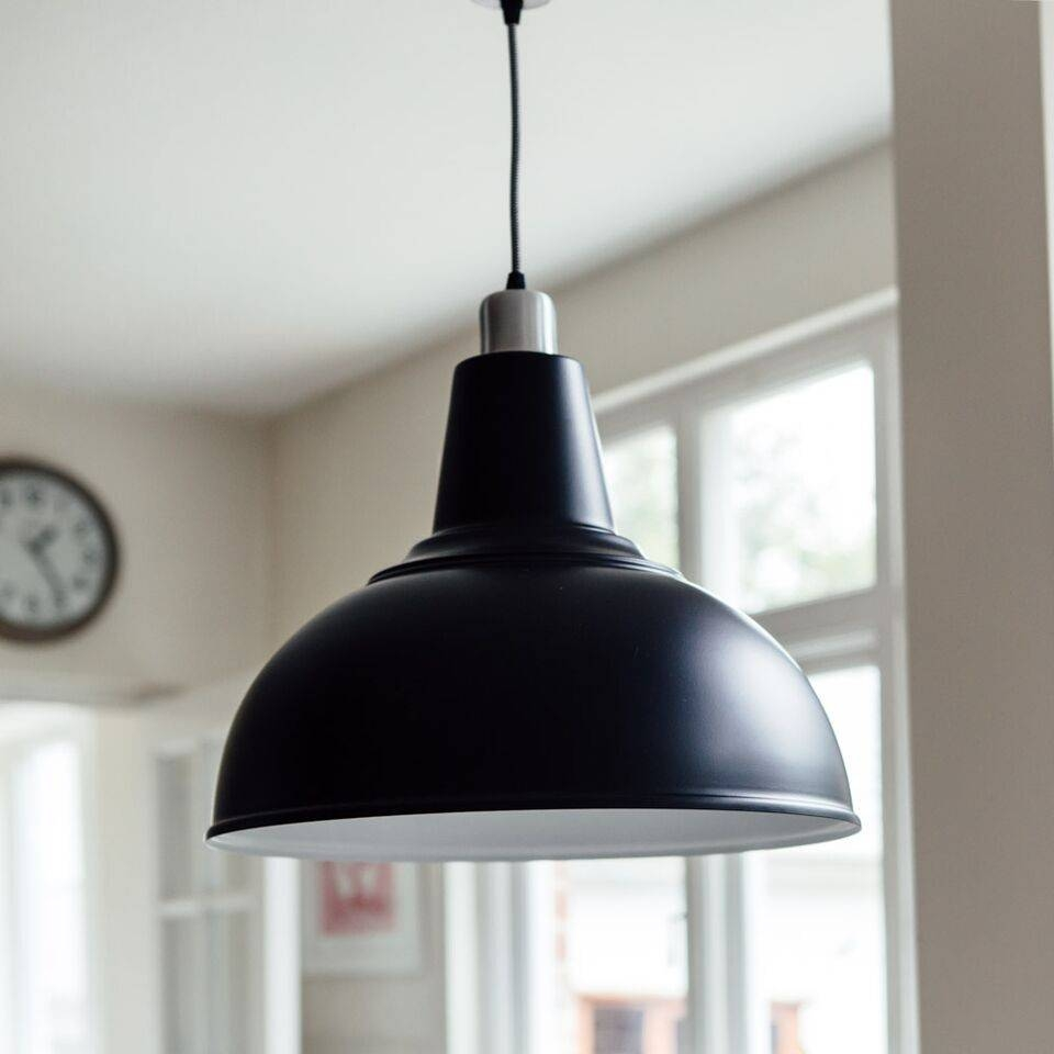 Black Pendant Light - Baby-Exit intended for Clemson Pendant Lights (Image 3 of 15)