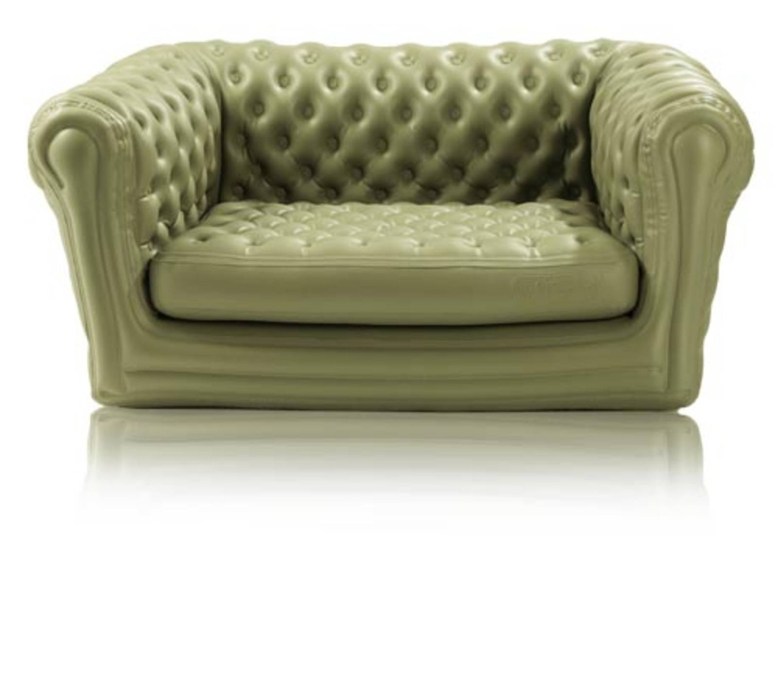 Blofield Inflatable Chesterfield Furniture - Cool Hunting in Inflatable Sofas And Chairs (Image 3 of 15)