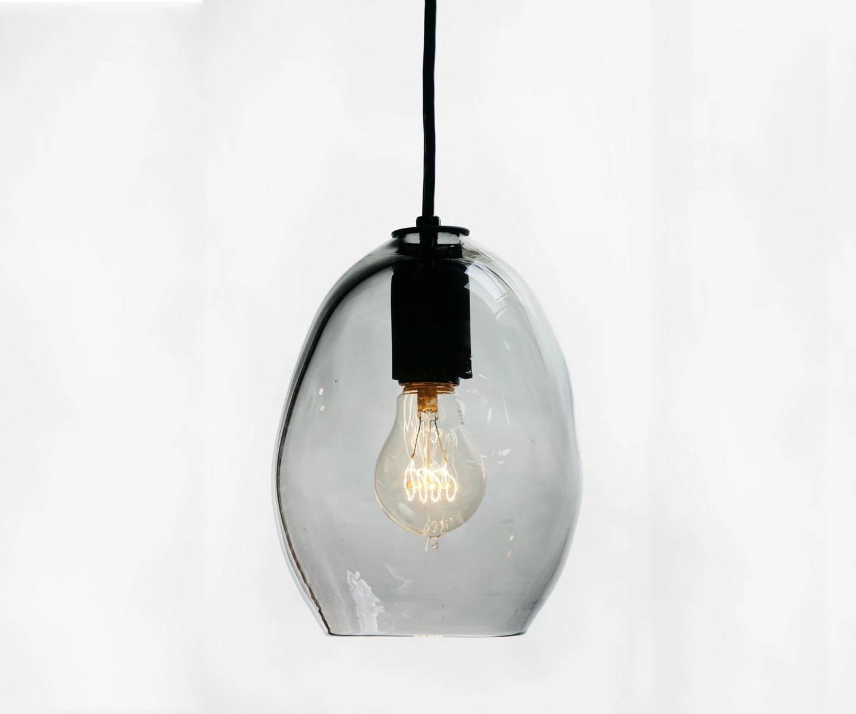 Blown Glass Pendant Lights | Home Lighting Insight inside Blown Glass Pendant Lights Fixtures (Image 4 of 15)