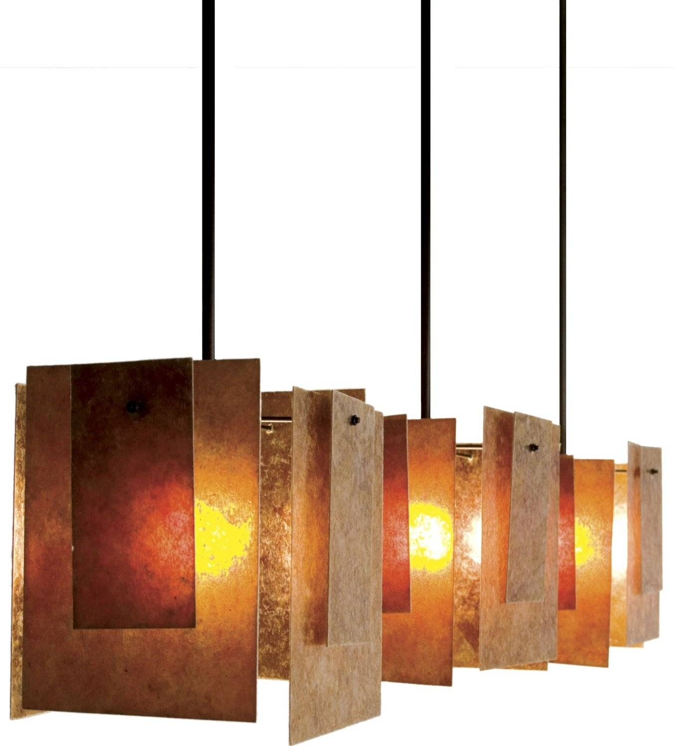Blown Glass Pendant Lights regarding Hand Blown Glass Lights Fixtures (Image 4 of 15)