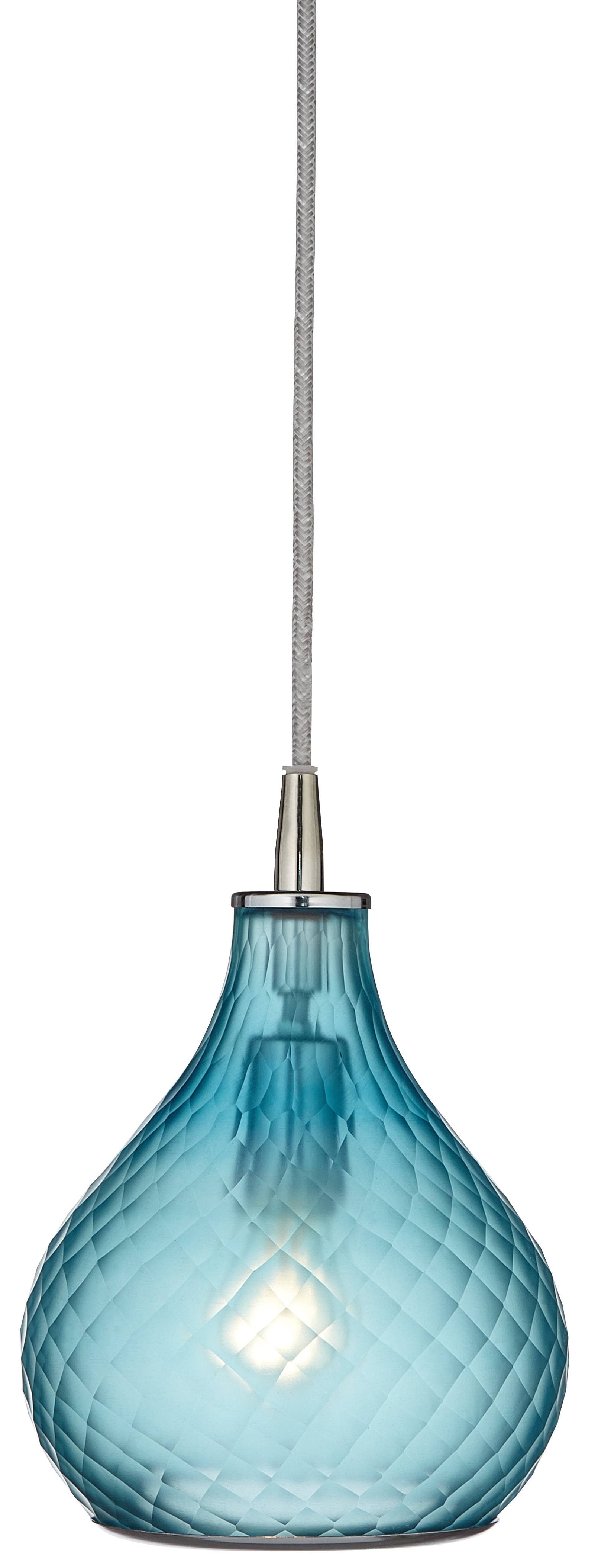 Blue Mini Pendant Lights - Baby-Exit pertaining to Aqua Pendant Lights (Image 4 of 15)