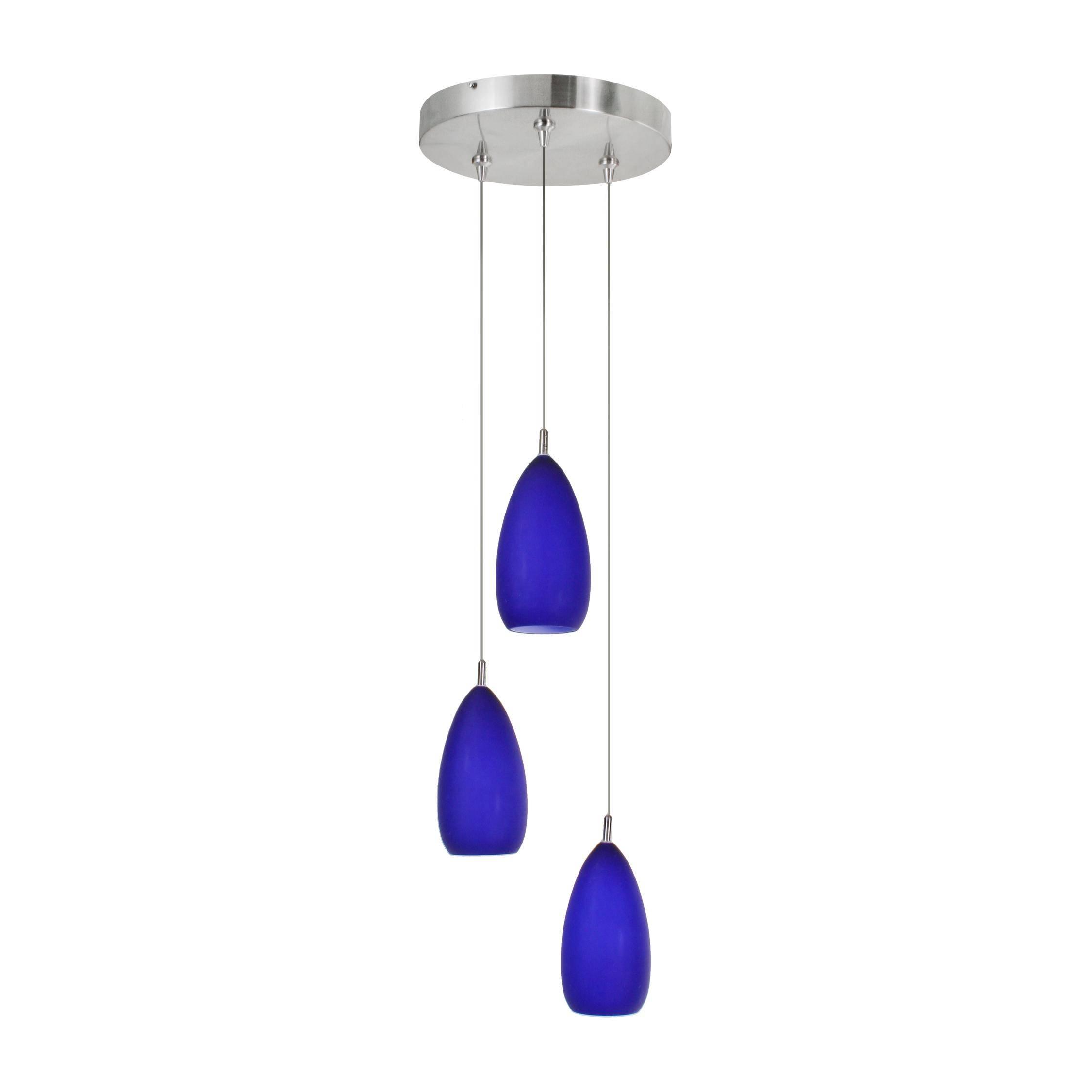 Blue Pendant Light Fixtures – Home Website Regarding Blue Pendant Light Fixtures (View 6 of 15)