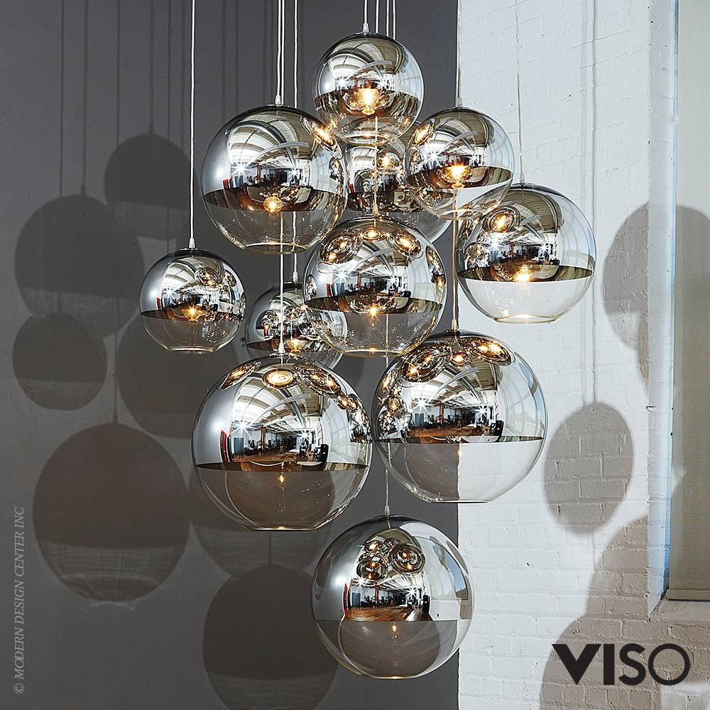 Bolio Pendant Light | Viso | Metropolitandecor regarding Bolio Pendant Lights (Image 5 of 15)
