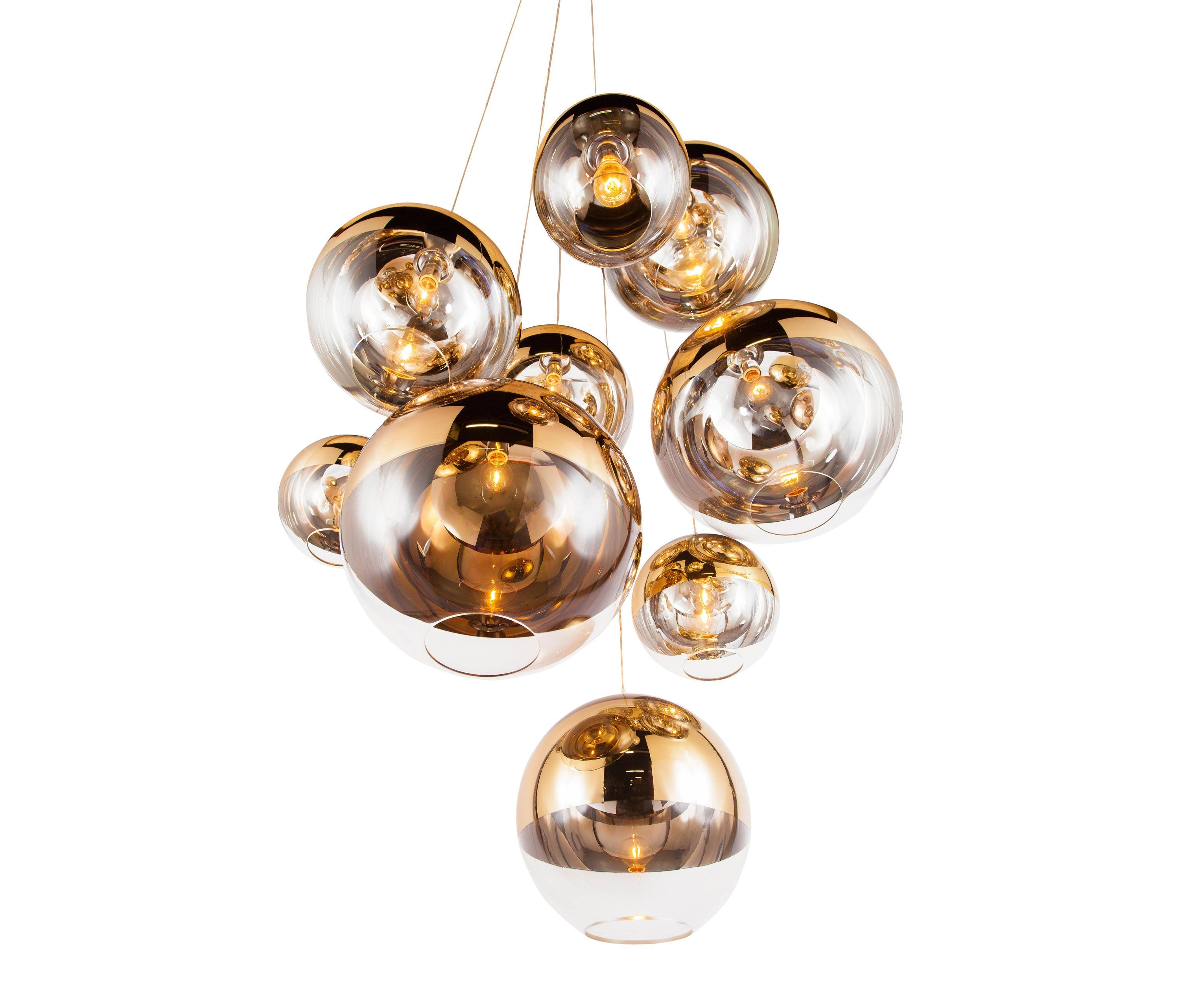Bolio Suspension - General Lighting From Viso | Architonic in Bolio Pendant Lights (Image 9 of 15)