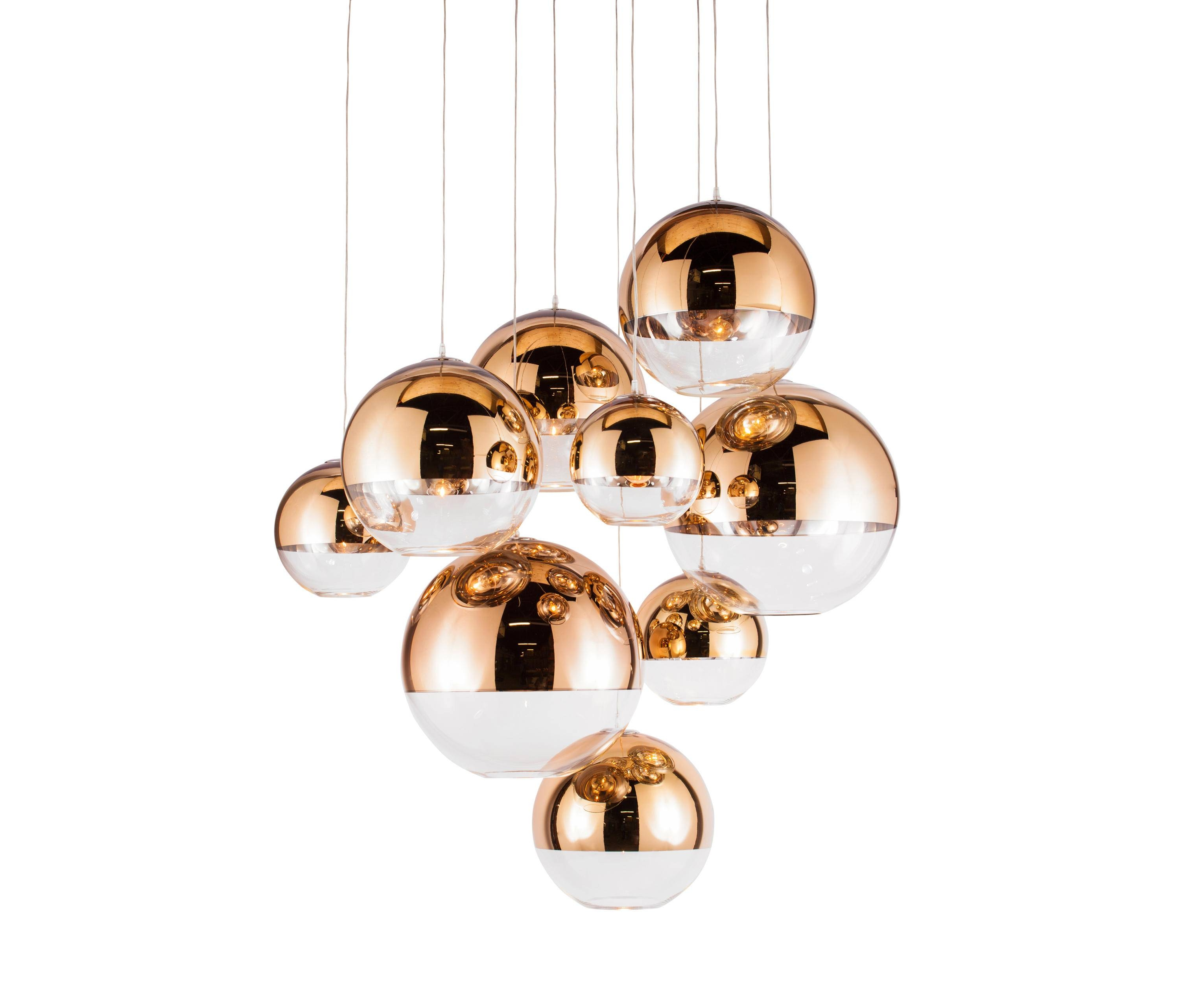 Bolio Suspension - General Lighting From Viso | Architonic inside Bolio Pendant Lights (Image 10 of 15)