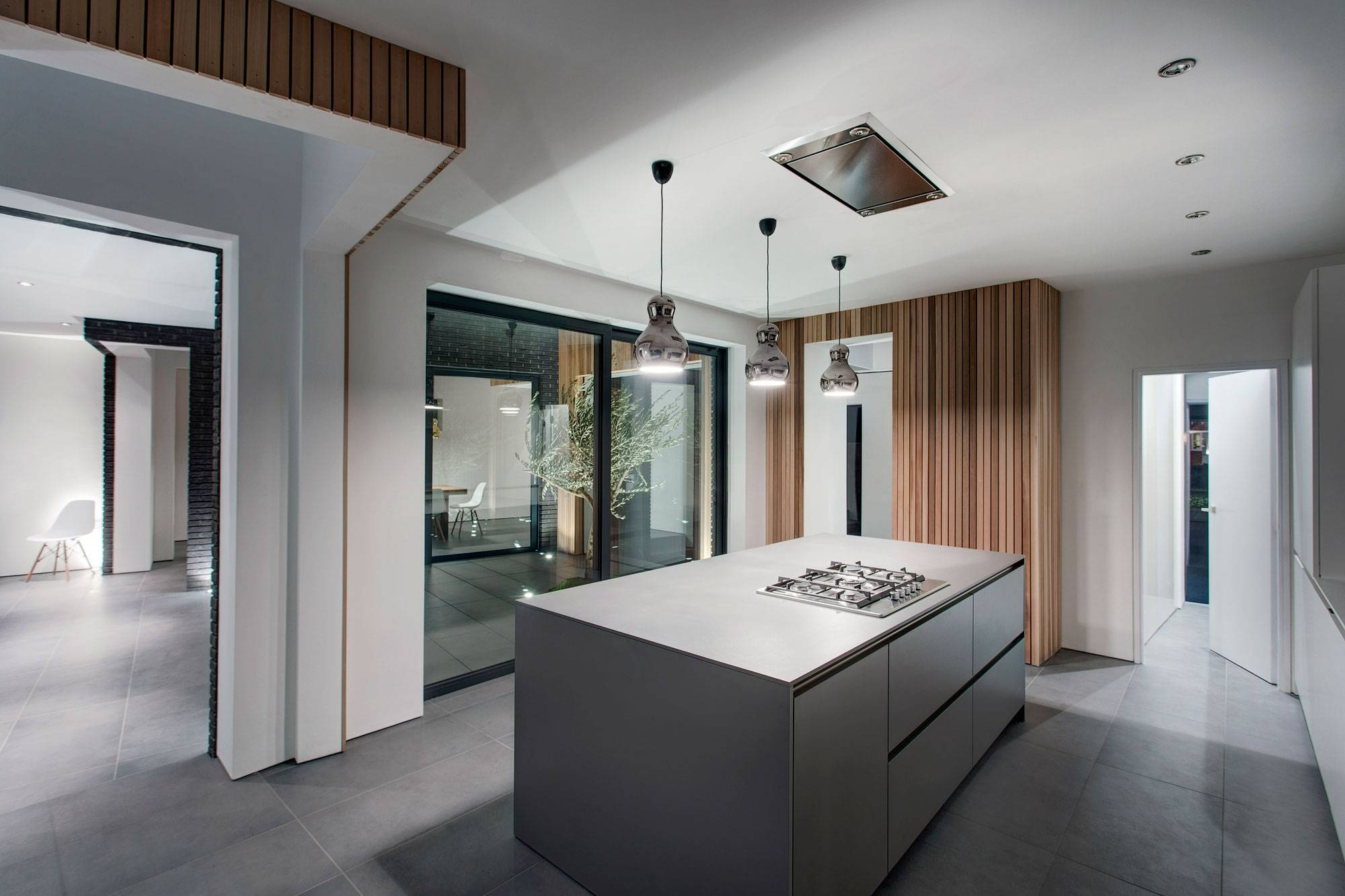 Brilliant Modern Kitchen Pendant Lighting In House Design Ideas with regard to Modern Pendant Lights Sydney (Image 3 of 15)