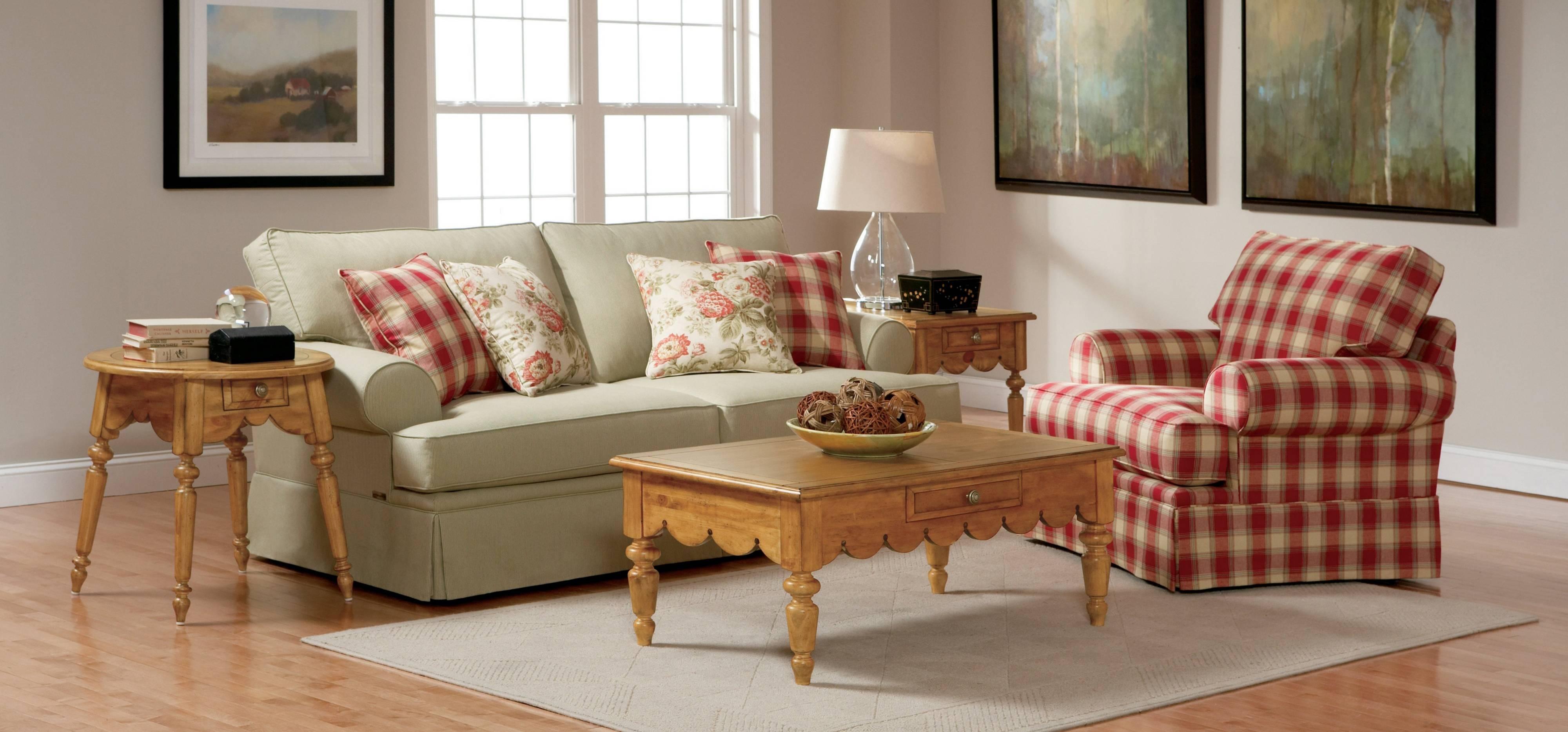 Broyhill Upholstery – Jordan Furniture Inside Broyhill Emily Sofas (View 9 of 15)