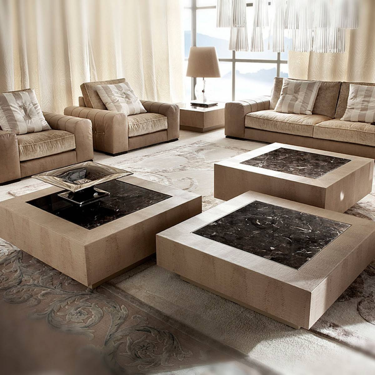 Bunching Coffee Tables Glass. Coffee Tables Decorcoffee Table With Regard To Exclusive Coffee Tables (Photo 5 of 15)