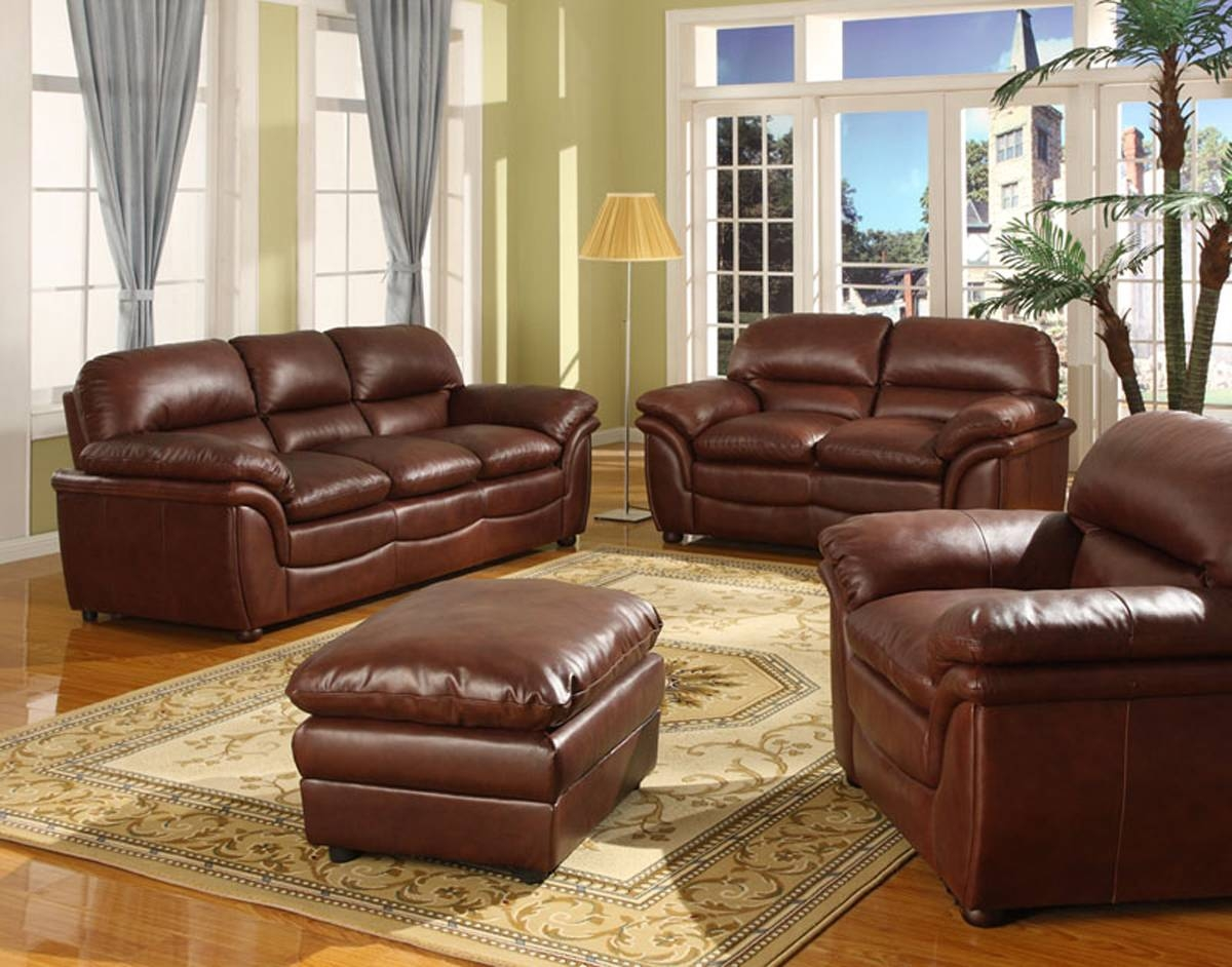 Burgundy Leather Sofa For Sale | Tehranmix Decoration Pertaining To Burgundy Leather Sofa Sets (View 4 of 15)