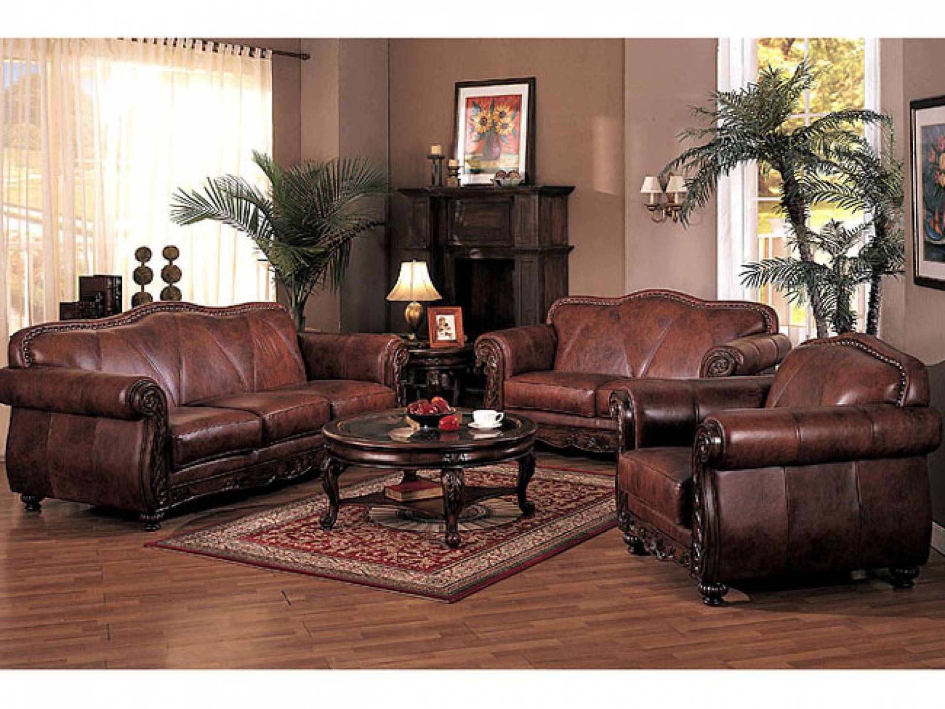 Burgundy Leather Sofa Living Room Furniture | Tehranmix Decoration For Burgundy Leather Sofa Sets (View 5 of 15)