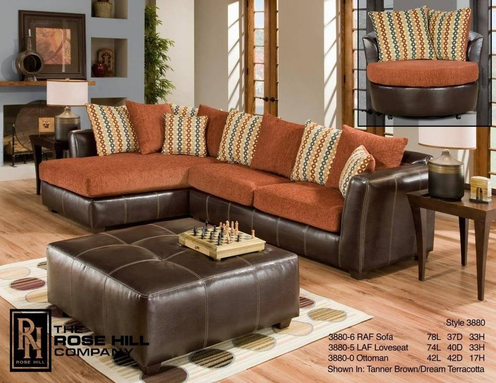 Burnt Orange Living Room Furniture – Neutral Interior Paint Colors Within Burnt Orange Living Room Sofas (View 4 of 15)